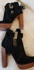 Boutique 9 Heeled Suede Boots